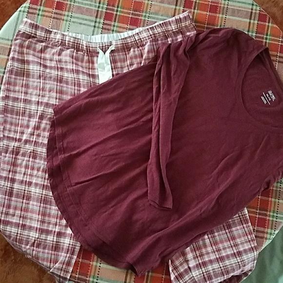Gilligan   O Malley Other - Gilligan O Malley pajama set size XXL  6592dc377